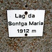 Partenza dalla diga dei lago di S.Maria al Lucomagno, siamo nei Grigioni