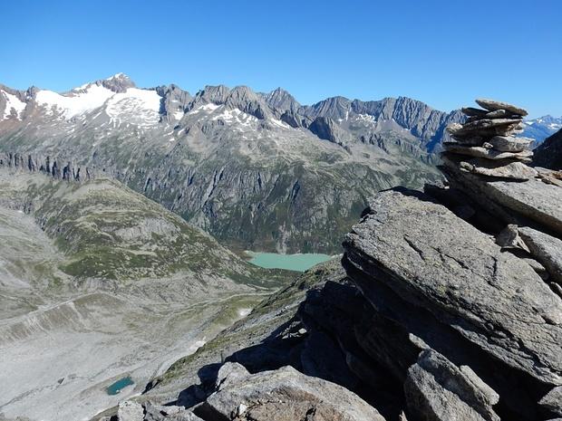 Klettersteig Krokodil : Klettersteig krokodil