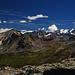 Rechts die Bernina