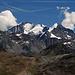 Nochmals im Zoom die Bernina