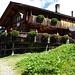 Hier ist gut einkehren: das Bergrestaurant Alpenrose in Medergen