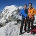 auf dem Mont Blanc du Tacul