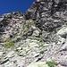 Kamin zum Südgrat