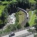 ICN Lugano - Basel SBB kommt aus dem Wattingerkehrtunnel