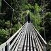 Die Hängebrücke Fellital