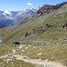 Das Berggasthaus Fluealp kommt näher