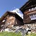 Walser-artige Häuser in Doro