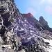 Aufstieg zur Schönbichler Scharte (3081 m)