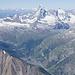Zermatt und sein Wahrzeichen.