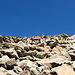 Pente sommitale de l'Almagellerhorn - en trail-runners, une excellente séance de proprioseption !