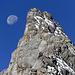 Auch der Mond zeigt sich von der besten Seite :-)
