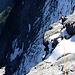 Ui, ich glaub ich hab da kurz Grindelwald gesehen :-D Tiefblick in die Eigernordwand.