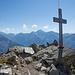 Gipfel Ruchälplistock