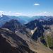 Einsame Berge am Augsburger Höhenweg