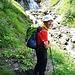 Im Abstieg nach Batöni