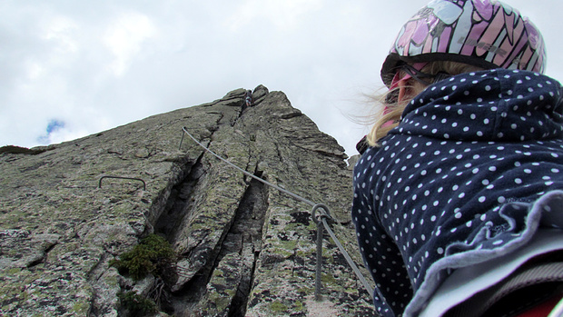 Klettersteig Uri : Klettersteige pidinger klettersteig km bergwelten