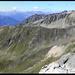 Gipfel Valbellahorn, Panorama.