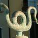 Schlange in Campione, Symbol für was?