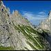 Verbindung Geiselstein - Gumpenkarspitze