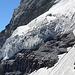 Hängegletscher der Ostwand