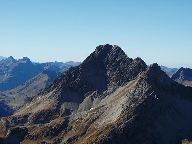 der Biberkopf(2600m)