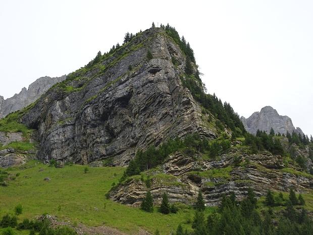 Klettersteig Urnerboden : Klettersteig zingelstöckli m u tourenberichte und fotos hikr