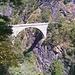 Il Ponte del Diavolo,foto scattata dall'auto.