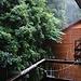 Nach unserem Klettertrainig am ersten vollen Tag in Домбай (Dombaj) regnete es kräftig am Nachmittag und wir verbrachten die Zeit gemütlich im Hotel.
