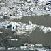Eisberge zieren den Gornersee