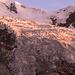 Glacier de Moming vu d'Arpitettaz