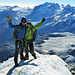 Matterhorn reached! Ein herrliches Gefühl!