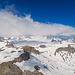 Glacier de la Plaine du Morte auf dem Weg zum Rohrbachstein