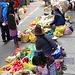 In der Marktgasse kommt man am Günstigsten an frisches Obst und Gemüse