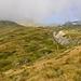 <i>Where to meet? Upon the heath!</i> Hier verlasse ich den Weg zum Bistinepass um über Pt. 2262 auf dem Weg zur Magelicke zu gelingen.