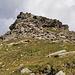 Die letzte Fels-bastion auf dem Wyssgrat.