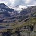 Vom Gemmi Richtung Lämmerenhütte