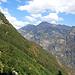 Corte di Fondo dell'Alpe Cranzunell e Ravöra