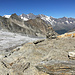 Ausstieg des Klettersteigs auf den Sonnigpass...wieder in der Schweiz