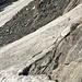 Einstieg des Klettersteigs auf den Sonnigpass