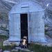 Ankunft am dritten Biwak, hier Übernachtung (Bivacco am Lago di Camposecco 2.325 m)