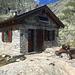 Ein schönes Häuschen, Bivacco Cingino 2.250 m....aber weiter geht´s