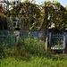 Аҟəа / Сухум (Ak̄°a / Sukhum):<br /><br />Ein typisches Häuschen der Stadt. Nahezu alle Häuschen haben einen wunderschönen Graten mit Weinreben.