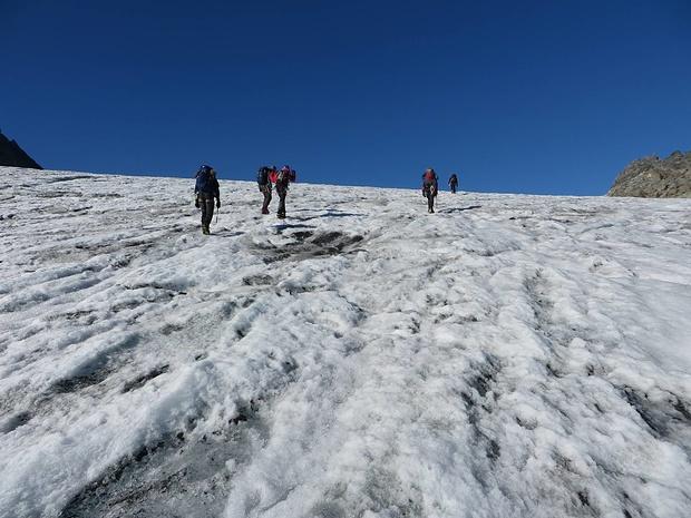 Glacier de Prafleuri