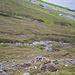 Rechts ist schon der Miniaturcampingplatz von Klaksvik zu erkennen.