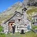 Im Rifugio Alpe Fiorasca schlafen wir besser als in einem Biwak
