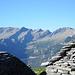 Über dem Val Bavona P. Rossa, P.Orsalietta ...