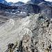 Der Abstiegsgrat von den Grauhörnern