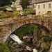 die alte Brücke in Hospental