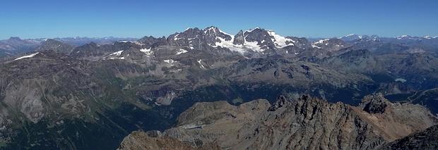 Panorama nach Nordosten