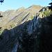 """Die """"Tre Signori"""" rücken in Blickweite, man erklettert den gesamten Grat via Klettersteig."""